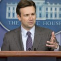 Josh Earnest, portavoz de la Casa Blanca. (Foto-Agencias)