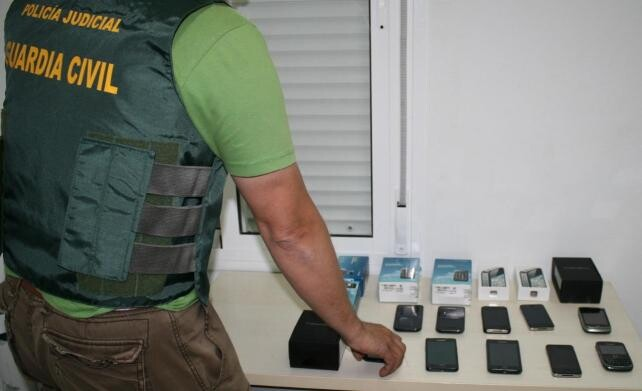 La Guardia Civil intervino en la ' class=