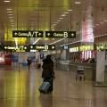La huelga general ha dejado a los aeropuertos sin actividad durante el día. (Foto-Agencias)