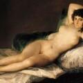 La maja desnuda, de Goya.