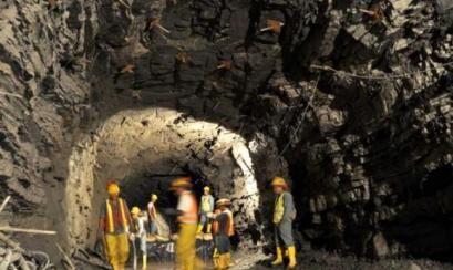 La planta hidroeléctrica Coca Codo Sinclair en Ecuador. (Foto-Agencias)