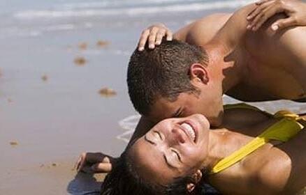 La playa es uno de los sitios favoritos para los ' class=
