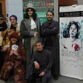 La troupe de 'Alicia en Wonderland'.