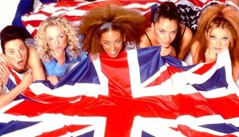 Las famosas Spice Girls. (Foto-Agencias)