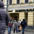 Los bancos rusos reciben ayuda para evitar la quiebra del sistema. (Foto-AFP)