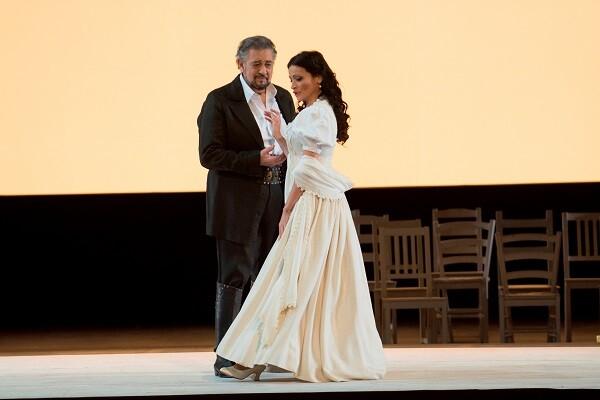 Luisa Fernanda, primera zarzuela de Plácido Domingo en el Palau de les Arts (Foto-Palau de les Arts)