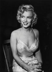 Marilyn Monroe fotografiada por Stern en 1953.