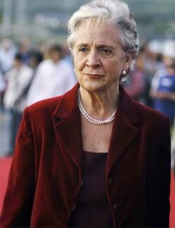 Marta Ferrusola, también ha sido imputada por la juez. (Foto-Agencias)