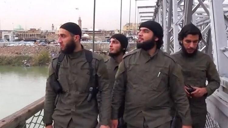 Miembros del Estado Islámico. (Foto-CNN)
