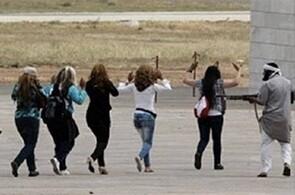 Mujeres iraquíes vendidas como esclavas por el Estado Islámico. (Foto-Agencias)