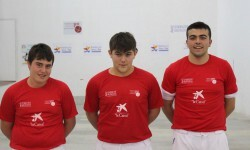 Orba. Primer líder lliga cadet 2014_2015