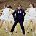 PSY y su famoso 'Gangnam style' (Foto-Archivo)