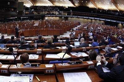 Países reunidos en el Consejo de Europa. (Foto-Archivo)