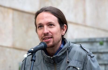 Pablo Iglesias en una acto público en Barcelona. (Foto-Archivo)