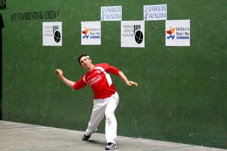 Pasqual de la Pobla, disputaba su sexta final consecutiva este año