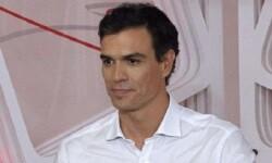 Pedro Sánchez, secretario general del PSOE. (Foto-Agencias)