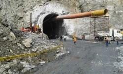 Planta hidroeléctrica Coca Codo Sinclair en Ecuador. (Foto-Agencias)
