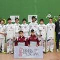 Podium infantil de Valencia dels JECV de frontó valencià