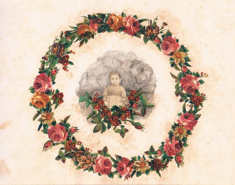 Post Mortem. Emilia. Ca. 1860. A. P. R. S.