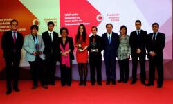 Premios Innovación Vodafone Foto  Familia 1
