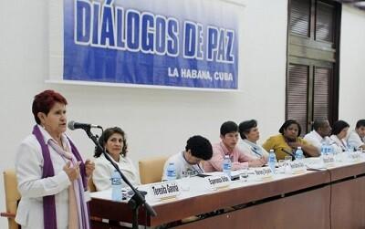 Proceso de paz iniciado en La Habana (Foto-EFE)