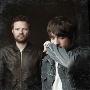 RJ Sinclair y Pau Roca son los integrantes del grupo Lost-Tapes (Foto-SGAE)