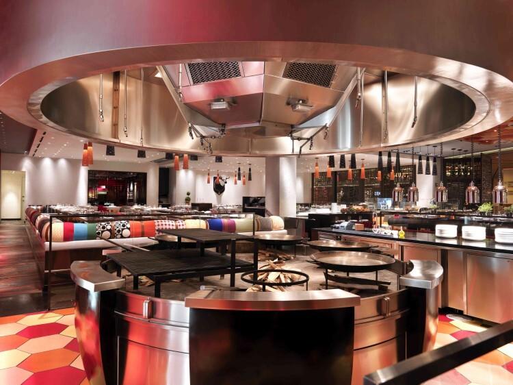 Restaurante Jaleo Las Vegas