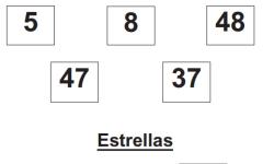 Resultado del sorteo de euromillones, euromillon día 5 de diciembre