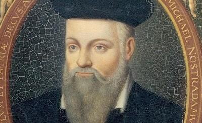 Retrato de Nostradamus (Foto-Wikipedia)