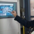 Sala de máquinas de la refrigeración en el Principal. (Foto-GVA)