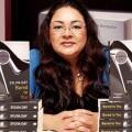 Sylvia Day, autora de la saga Crossfire. (Foto-Espasa)