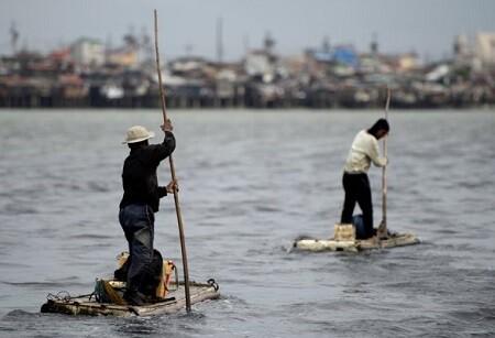 Tecloban ha sido una de las ciudades más afectadas por el tifón. (Foto-AFP)