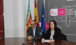 UPyD Andújar Gómez