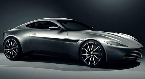 Un Aston Martin muy especial para James Bond (Foto-Aston Martin)