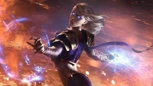 Uno de los personajes de Hearthstone Heroes of Warcraft