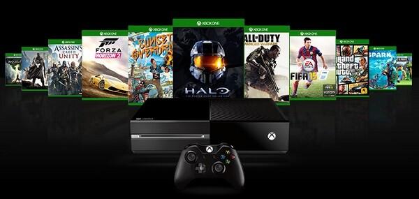Videojuegos para la Xbox.