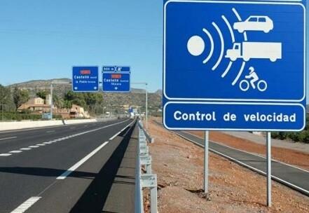 Zona de radar de la DGT. (Foto-Agencias)