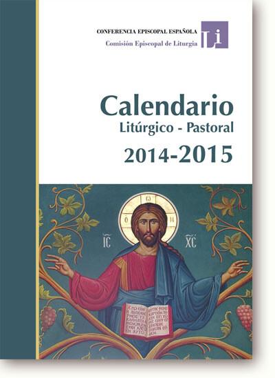 Calendario Litúrgico Pastoral