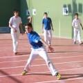 jugadors de Petrer i Sella, categoría infantil 2014