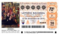 loteria nacional loteria de navidad 22 diciembre el gordo, resultado de la loteria de navidad