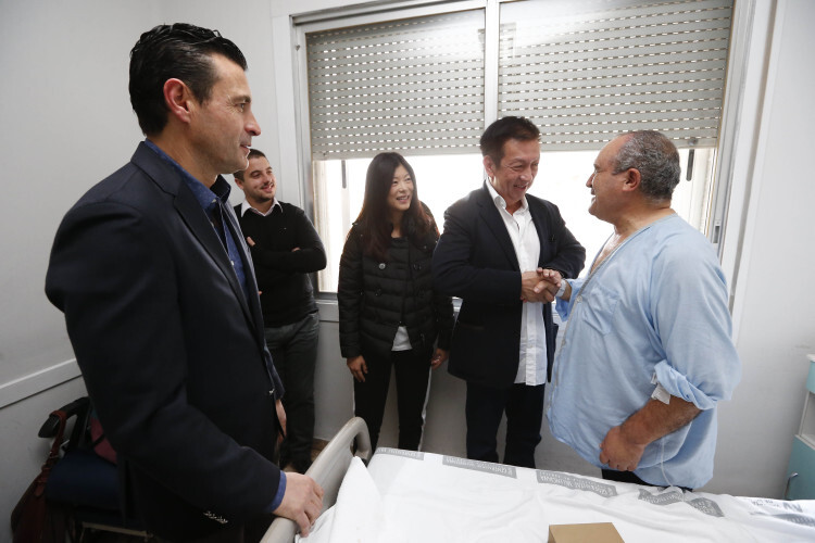 20150106 LIM SERRETA HOSPITAL 01