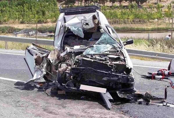 Accidente trafico (Foto-DGT)