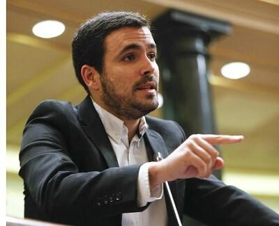 Alberto Garzón es el único candidato a la presidencia de Gobierno por parte de Izquierda Unida. (Foto-Agencias)