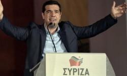 Alexis Tsipras, lider de Syriza