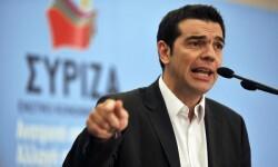 Alexis Tsipras lider del partido Syriza