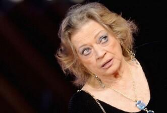 Anita Ekberg en una foto tomada en 2011. (Foto-AFP)