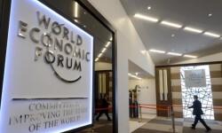 Arranca el encuentro en Davos. (Foto-AFP)