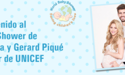 Baby Shower Shakira   UNICEF Comité Español