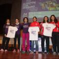 Charla técnica de entrenamientos para al 10K del Día de la Mujer en Valencia