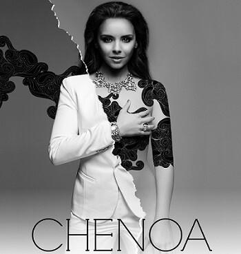 Cartel promocional del nuevo directo de Chenoa.